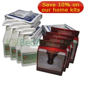 Bed Bug Prevention and Eradication Kit #4
